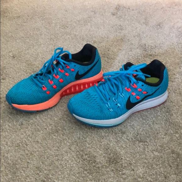Nike Shoes - Nike Running Shoes, Size 8